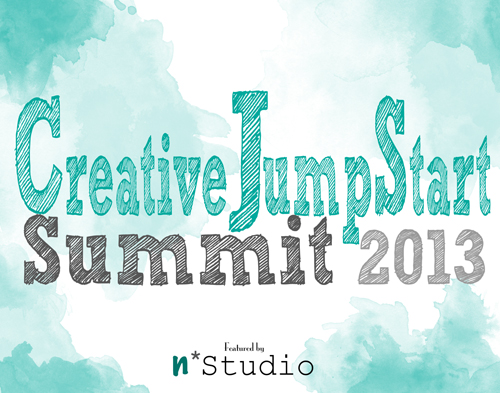 cjslogo 500 creative jumpstart summit 2013!