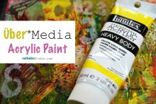 Über*Media Acrylic Paint Online Workshop