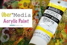 Über*Media Acrylic Paint Online Workshop