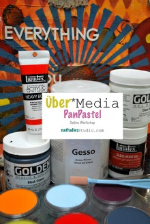 Über*Media Online Workshop PanPastel