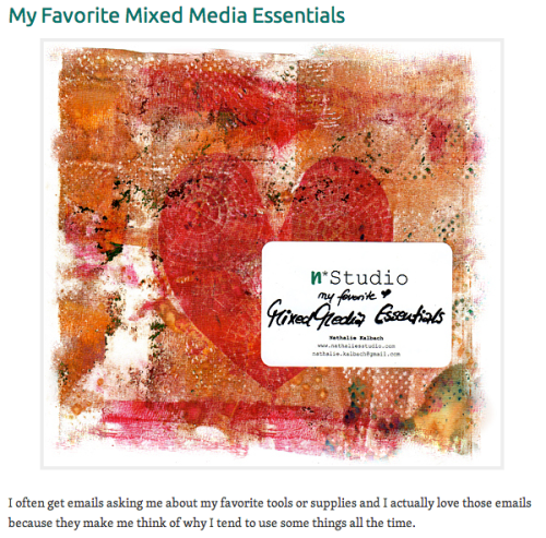 MixedMedia Essentials