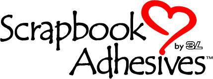 Scrapbook Adhesives Logo CMYK