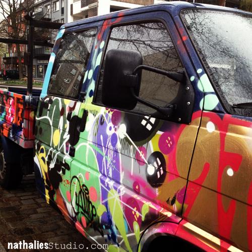 NathalieKalbach_GraffitiCar